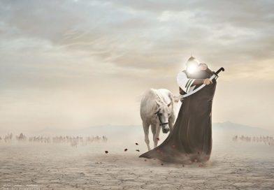 Umat Kristiani Ziarahi Cucu Nabi Muhammad