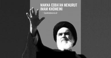 Makna Coba'an Menurut Imam Khomeini
