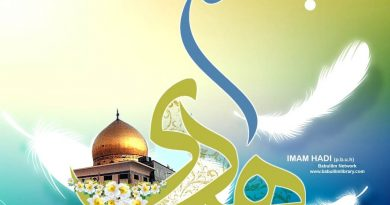 Ideologi Pencerahan Imam Hadi as